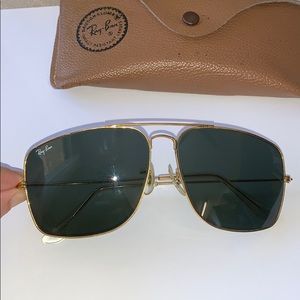 Vintage Ray - Ban Bausch & Lomb 14K Sunglasses